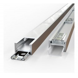 Alu profil za LED trake - TIP 10 (1509)