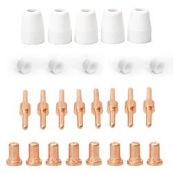 Set potrošnog materiala za Gorionik plazma PT-31 - 26 dijelni