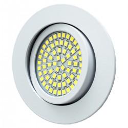LED ugradna svjetilka - 3,5W 230V 350lm 6000K hladna bijela