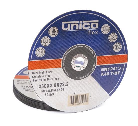 25x Rezna ploča UNICO 230 x 2.0 x 22