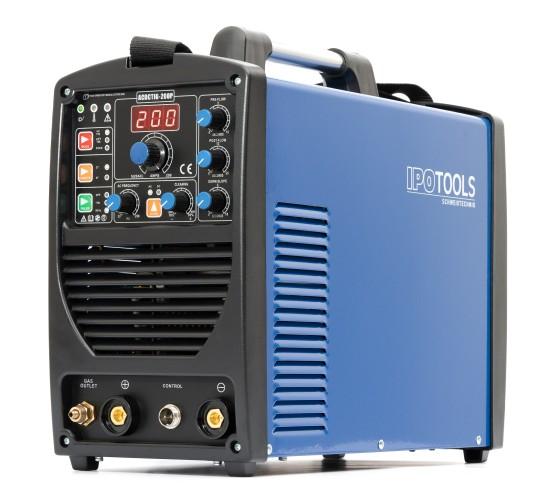 Inverterski aparat za zavarivanje ACDCTIG 200P