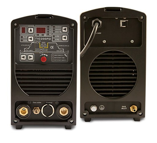 Inverterski aparat za zavarivanje TIG200PD