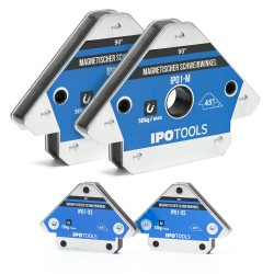 Set magnetnih kutnika za zavarivanje IPO1-XS + IPO1M